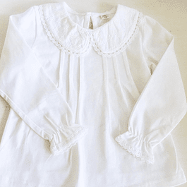 Blusa Ignacia Plisada