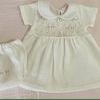 Vestido Antonia manga Corta