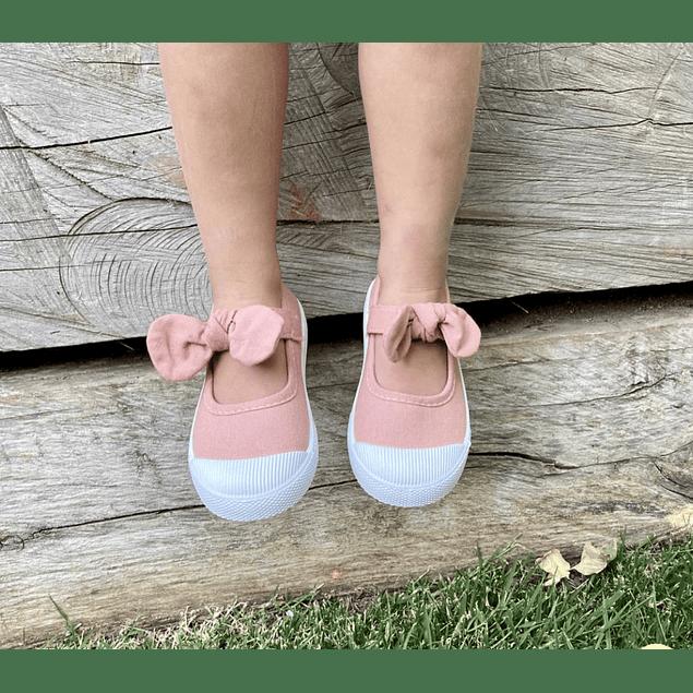 Zapatillas de Lona Cintas