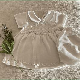 Vestido Blanco Josefina