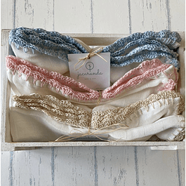 Tutos Borde Crochet