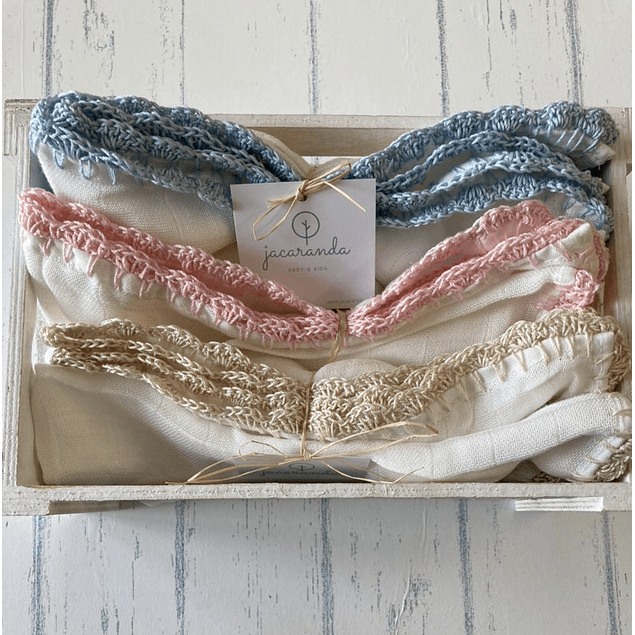 Tutos Borde Crochet