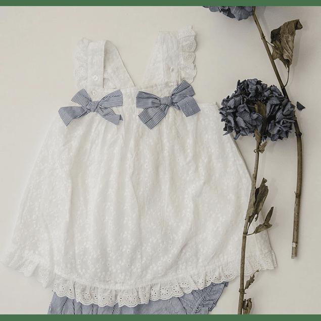 Vestido Cintas