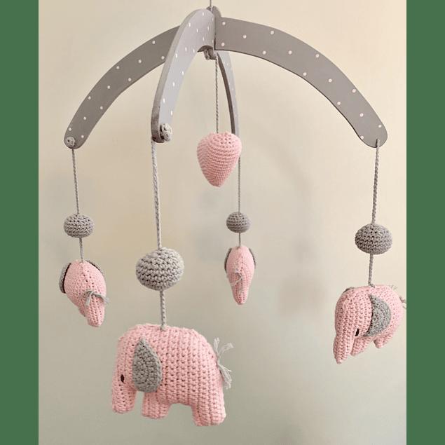 Móviles crochet