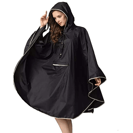 Capa para lluvia de moda