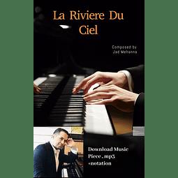 La Riviere Du Ciel -Piano Piece