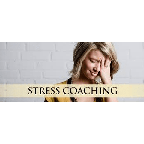 stress coaching 90 min consultation 90$
