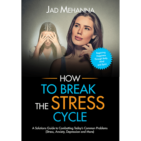 """For Darine , 2 sessions + Ebook """"How to break the stress cycle"""""""