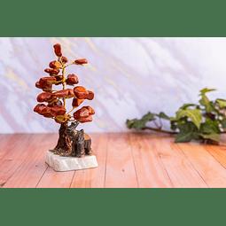 Árbol de Jaspe Rojo