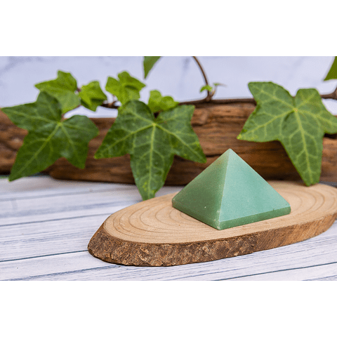 Pirámide de Jade Verde