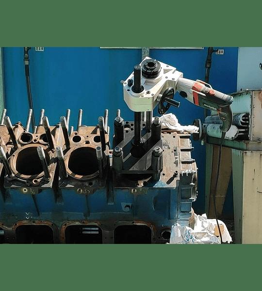 Barrenadora Torno Portatil BTM-300