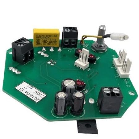 Repuesto Placa Circuito Velocidad Variable Elect. Pro-75 Max 3x3 Steelmax