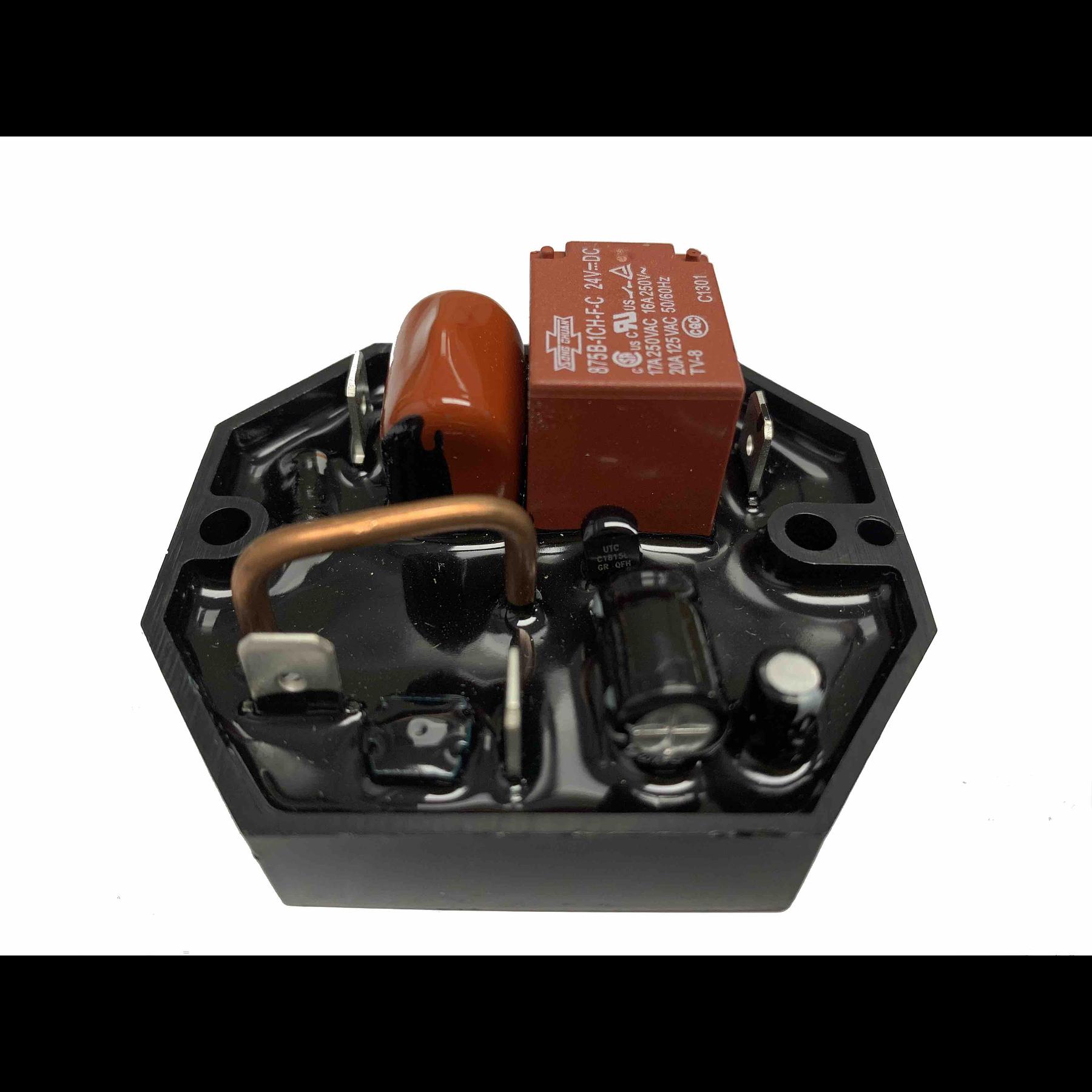 Repuesto Placa Negra Circuito(protector sobrecarga) MD750/4 N? 129 - AGP