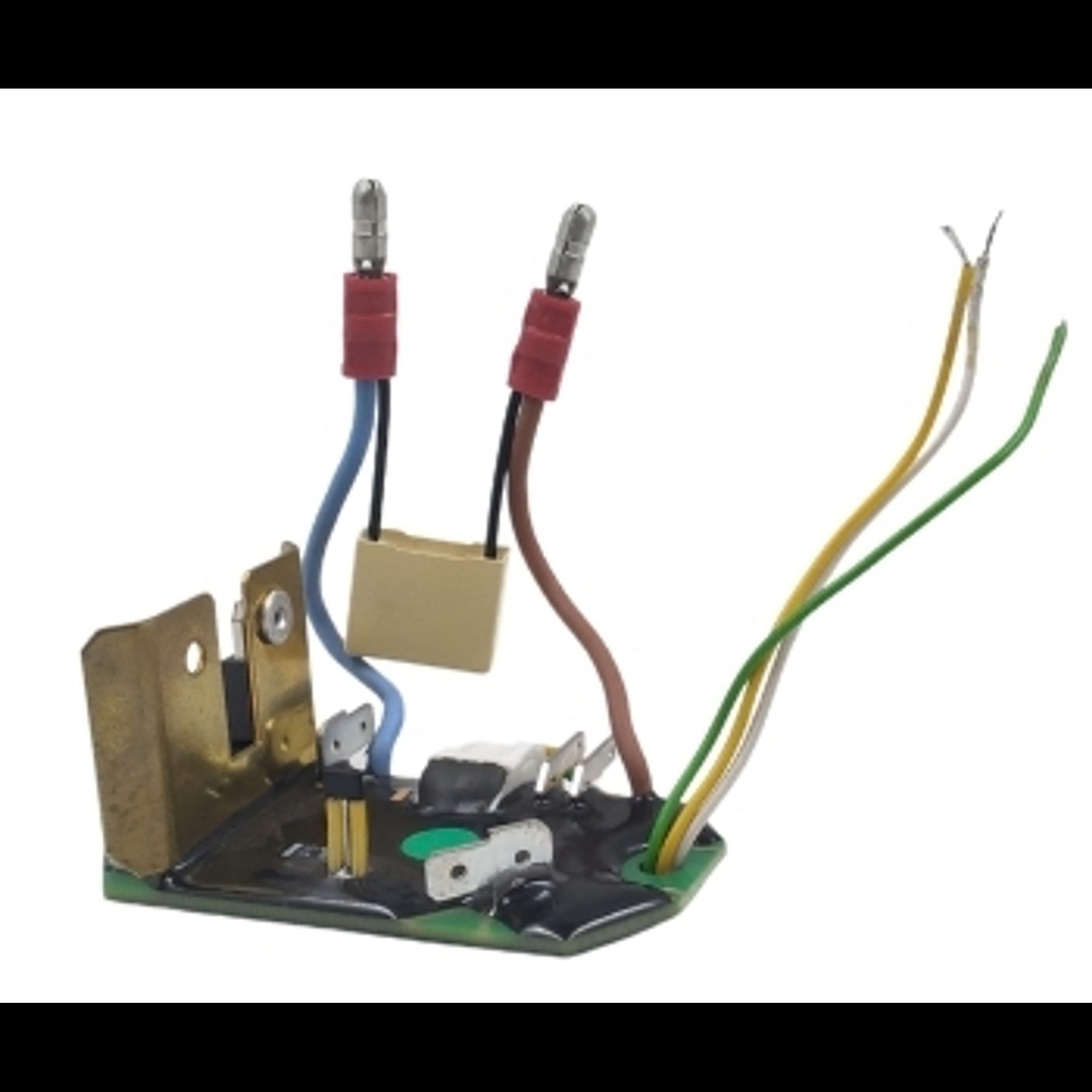 Circuito Velocidad (Circuit Board) Unibor EQ100 220 volt