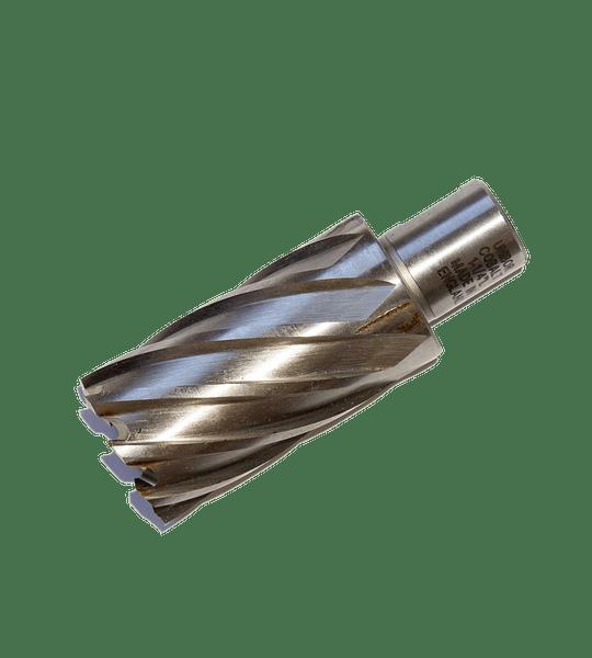 Fresa Unibor (UK) Largo 30mm HSS M42 8% Cobalto Weld.d=12mm