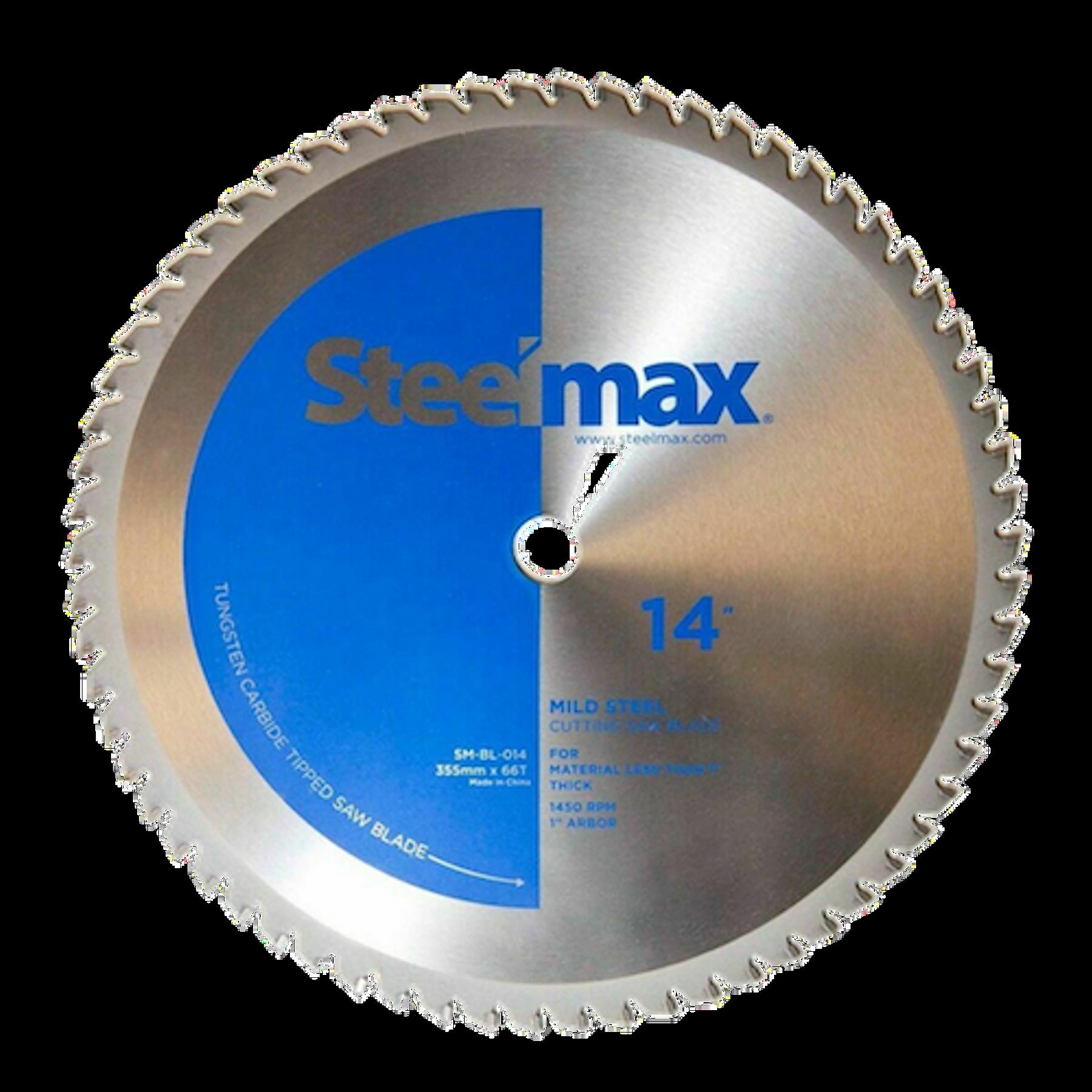 Disco de Corte de Metal Acero 355mm 14