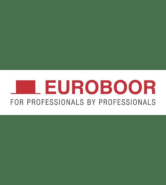 Arriendo diario de Taladro Magnetìco para Broca cono morse 3, 31,75mm Euroboor Eco-80