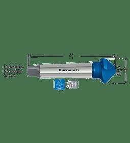 Avellanador Cm4-63mm Blu-Tec Karnasch