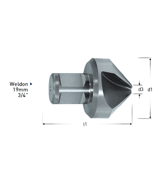 Avellanador Karnasch 40mm