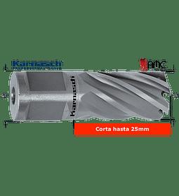 Fresa Karnasch Silver-Line 25 HSS-XE Weld.d=12mm