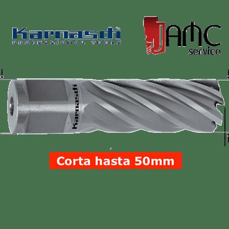 Fresa Karnasch Silver-Line 50 HSS-XE Weld.d=12mm
