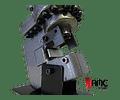 Punzonadora Electrohidraulica Portatil 220volt Belton