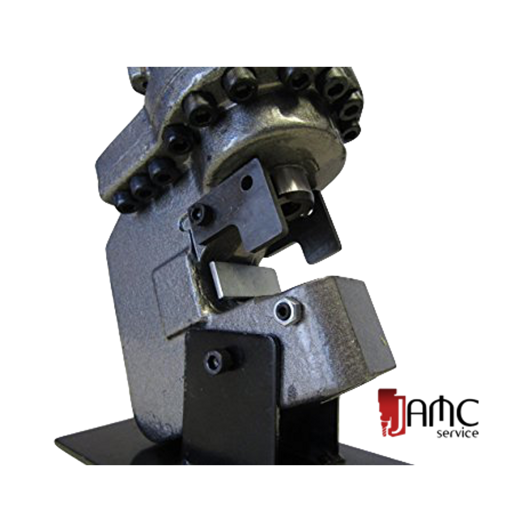 Punzonadora Electrohidraulica Portatil Belton
