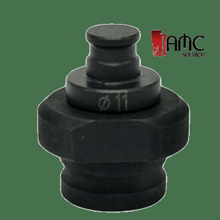 PUNZON DE 25MM hidraulica