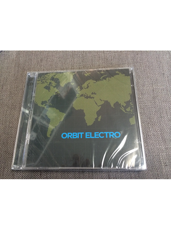orbit electro double cd with janosch moldau !