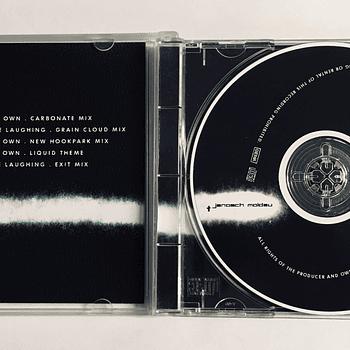 janosch moldau remixed+ handcrafted + home printed demo cd