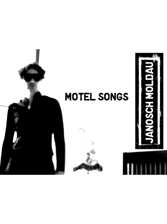 janosch moldau motel songs (album signed)