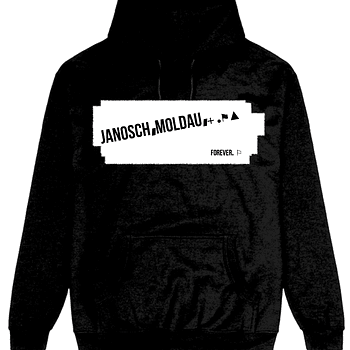 jm stripe black hoody#2