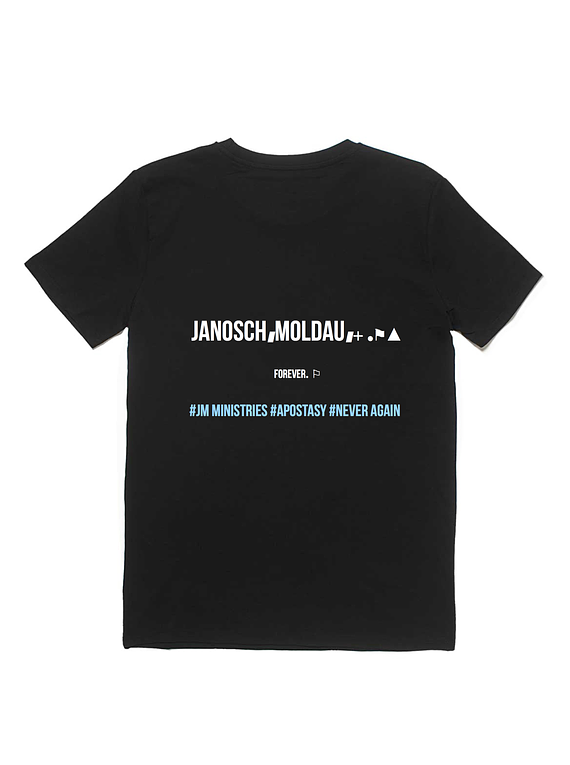 jm ministries tshirt (special fanclub edition)