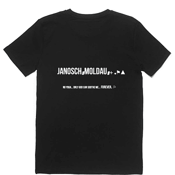 jm no yoga tshirt