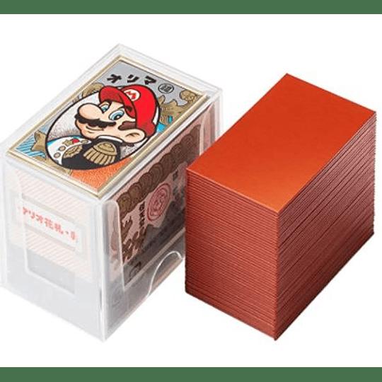 Cartas Hanafuda Presidentes Mario