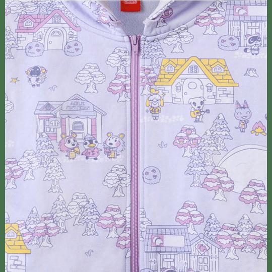 Polerón Animal Crossing Nintendo Tokyo M-L Japonés