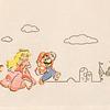 Polera Super Mario Family Life Nintendo Tokyo