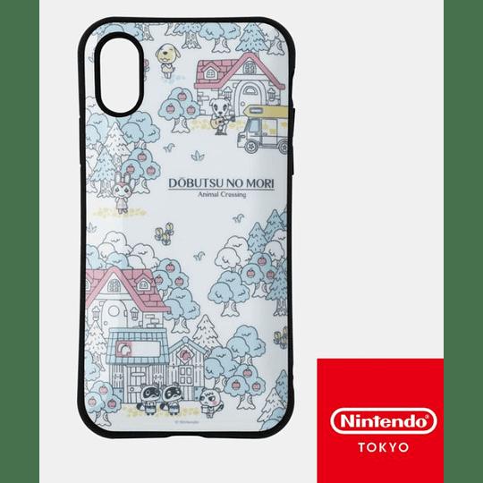 Carcasa Animal Crossing Nintendo Tokyo Iphone XS/X