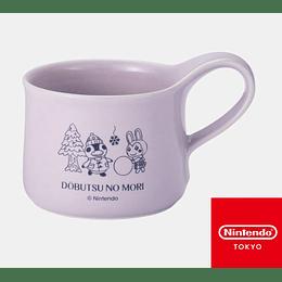 Taza Animal Crossing Nintendo Tokyo