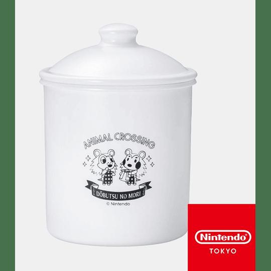 Contenedor Animal Crossing Nintendo Tokyo