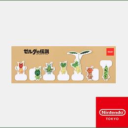 Stickers Marca Paginas Korok Nintendo Tokyo