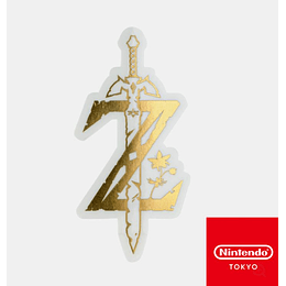 Sticker The Legend OF Zelda Nintendo Tokyo
