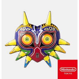 PIN The Legend OF Zelda Nintendo Tokyo Majora´s Mask