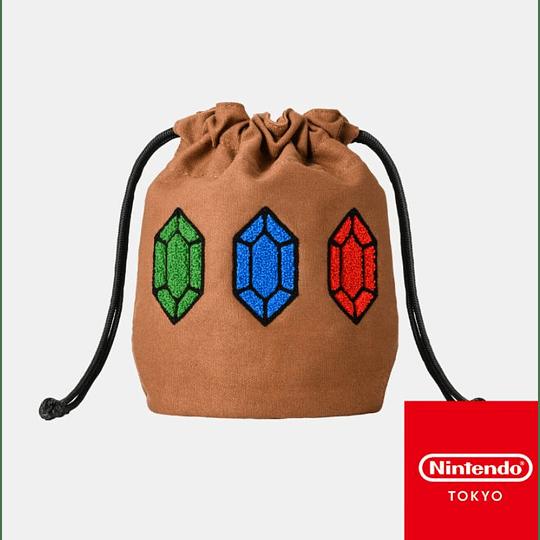 Bolso The Legend OF Zelda Rupees Nintendo Tokyo