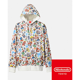 Poleron Super Mario Nintendo Tokyo M