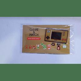Pin Game & Watch Exclusivo Japón