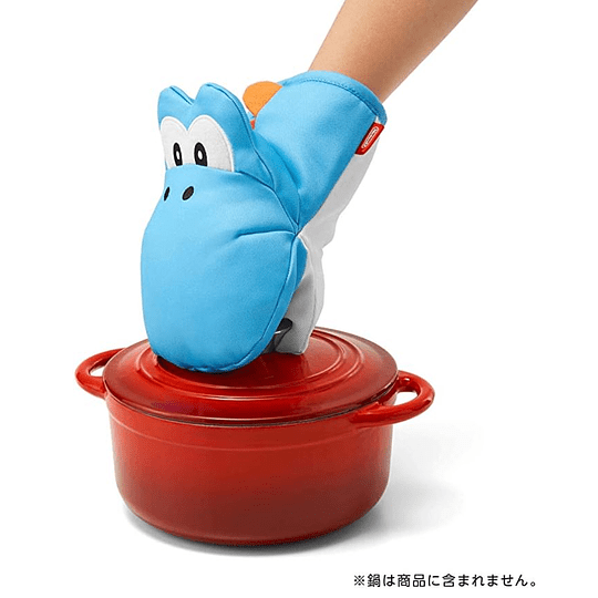 Guante Cocina Yoshi Blue