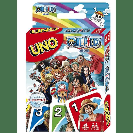 Cartas UNO One Piece
