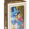 Pack dos Juegos Naipes Ghibli Castle IN The Sky