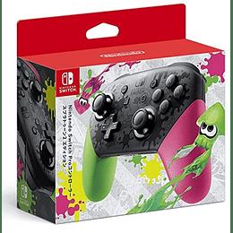 Control  Nintendo Switch Splatoon Pro